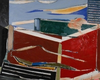 Shots_Autobiographical_painting_1982_52x49