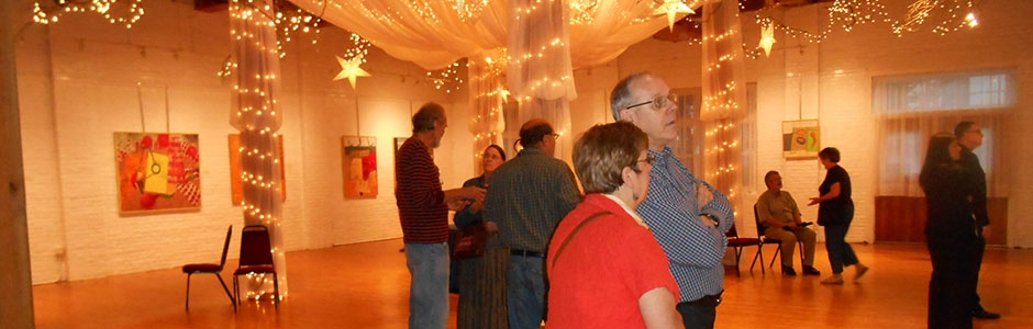 Blog 13 – First Exhibit On My Journey with Lewis's Art:Opening Reception